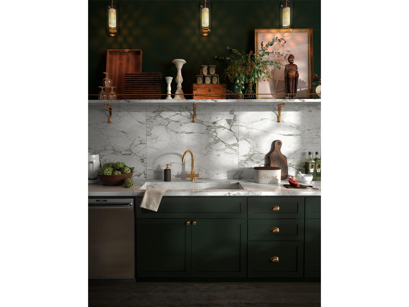 Emerald Kitchen