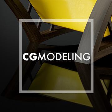 3D CG Modeling