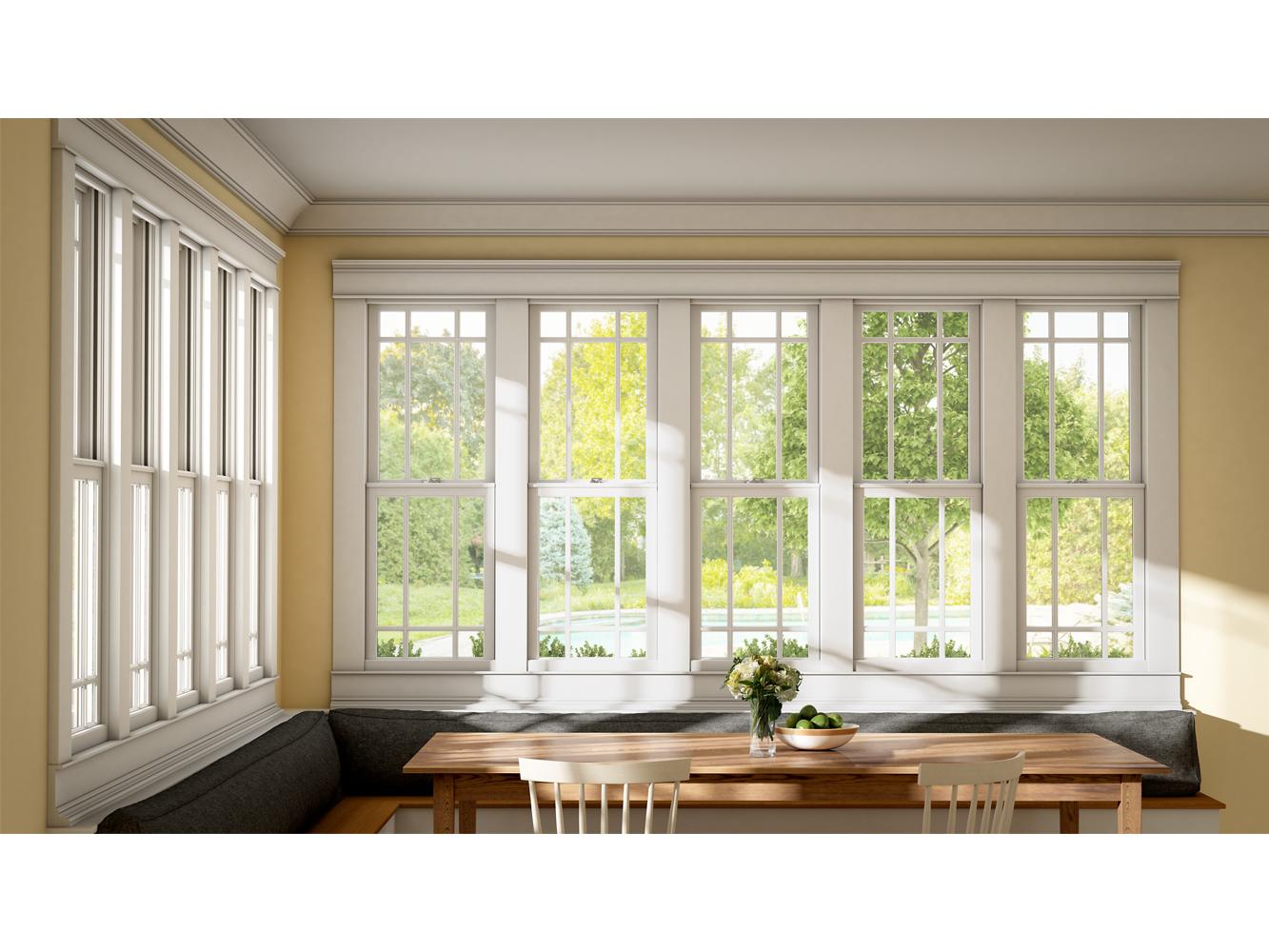 White Windows